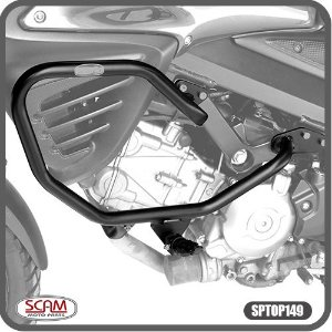 Protetor de motor carenagem SUZUKI V-STROM 650 02/13 SCAM