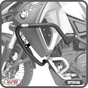 Protetor de Motor Carenagem BMW F800GS ADVENTURE 14> SCAM