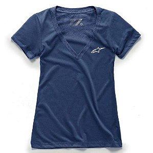 Camiseta Alpinestars Ageless Vneck Feminino