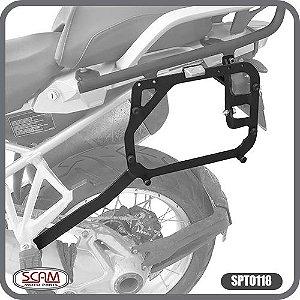 Suporte de baú lateral BMW R1250GS 19> SCAM