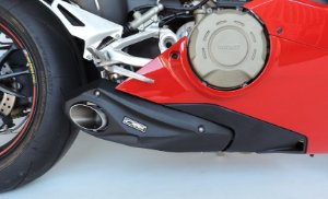 Ponteira  Ducati Panigale V4 CS