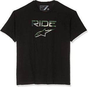 CAMISETA ALPINESTARS RIDE 2.0 CAMO