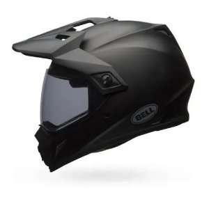 CAPACETE BELL MX 9 ADVENTURE MIPS MATTE BLACK