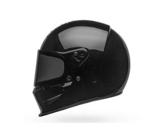 CAPACETE BELL ELIMINATOR SOLID GLOSS BLACK
