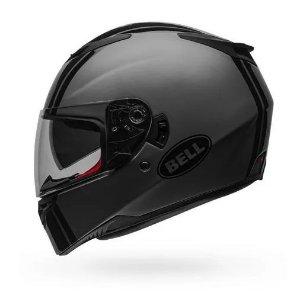 CAPACETE BELL RS 2 RALLY MATTE GLOSS BLACK TITANIUM