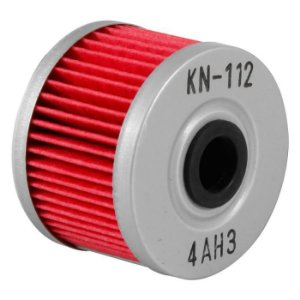 FILTRO DE OLEO K&N XR 250/ 650 HONDA KN-112