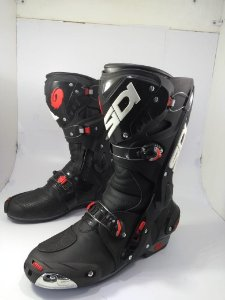 Bota Sidi Racing Vortice Preto 43 EUR 41 BR Speed