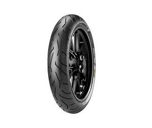 Pneu Pirelli 110/70R17 Diablo Rosso II (Tl) 54H (D)
