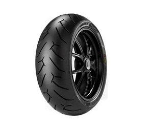 Pneu Pirelli 140/70R17 Diablo Rosso II (Tl) 66H (T)