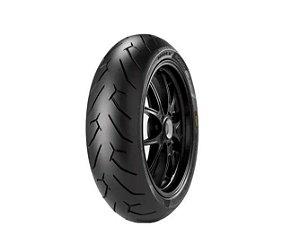 Pneu Pirelli 190/50Zr17 Diablo Rosso II (Tl)  (73W) (T)
