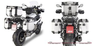Suporte Baú Lateral S1000XR 15/18 GIVI PL5119CAM
