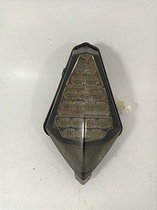 Lanterna De Freio Yamaha R1 07-08 Esportivo Led