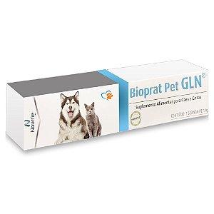 Probiótico Bioprat Pet GLN para Cães e Gatos 14g - Nourrie