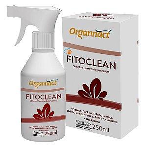 Solução Higienizadora Fitoclean Organnact 250ml