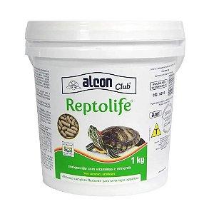 Ração Tartaruga Alcon Club Reptolife 1Kg