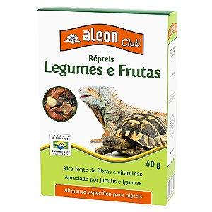 Ração Alcon Club Répteis Legumes e Frutas 60g