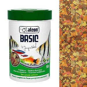 Ração Alcon Basic Peixes Ornamentais 50g