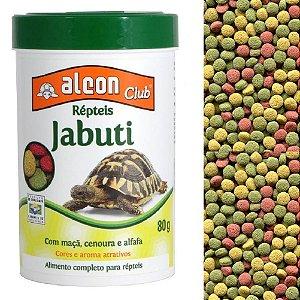 Ração Alcon Club Répteis Jabuti 80g