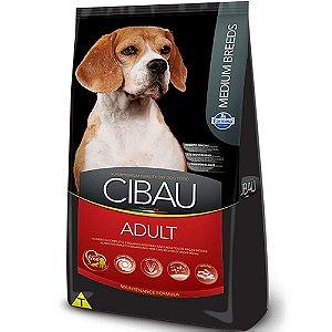 Ração Cibau Medium Breeds Cães Adultos Raças Médias 15kg