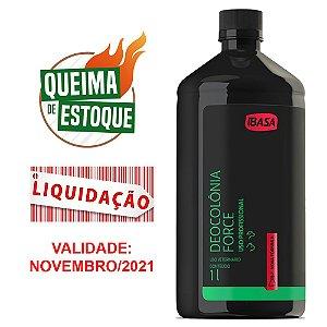 Deo Colônia Force Ibasa 1l Perfume (VAL: 11/2021) Liquidação