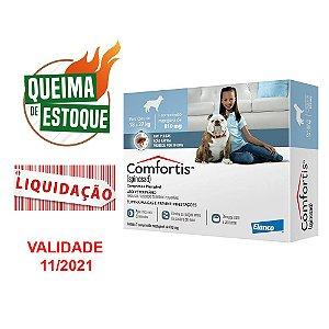 Antipulgas Comfortis 18 a 27kg Elanco 810mg (VAL: 11/21)