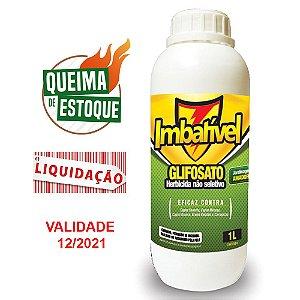 Glifosato Imbatível 1L Herbicida não Seletivo (VAL: 12/21)