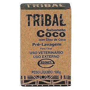 Sabonete Tribal de Coco 100g - Ecovet