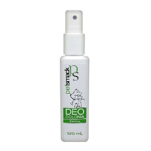Deo Colônia Machos 120ml - Pet Smack