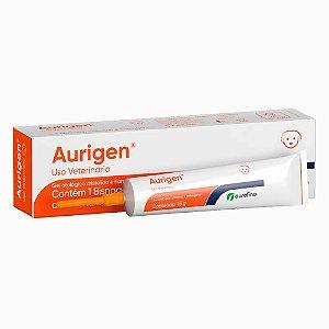 Solução Auricular Aurigen Gel 15g - Ourofino