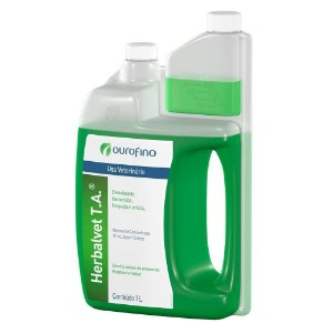 Herbalvet Desinfetante Fungicida 1L - Ourofino