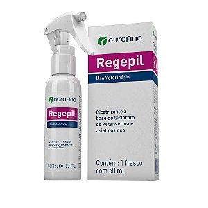 Cicatrizante Regepil 50ml - Ourofino