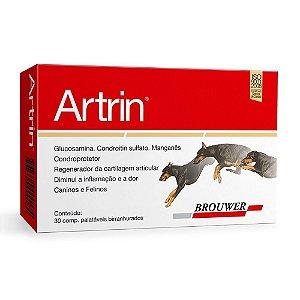 Suplemento Artrin 30 Comprimidos - Brouwer