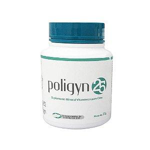Suplemento Vitamínico Poligyn 25 30 Comprimidos - Nutripharme