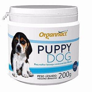 Suplemento Vitamínico Puppy Dog 200g - Organnact