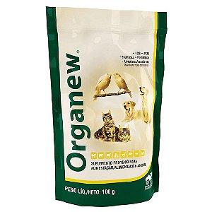Organew Probiótico + Prebiótico 100g - Vetnil