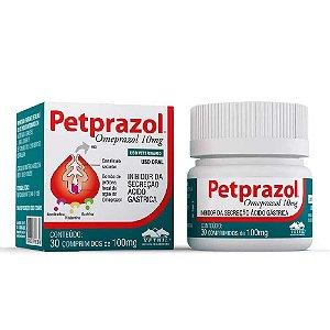 Petprazol 10Mg 30 Comprimidos - Vetnil