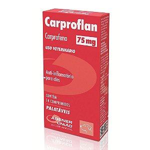 Carproflan 75mg 14 Comprimidos - Agener