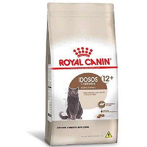 Ração Royal Canin Gatos Idosos Castrados Acima 12 Anos Sterilised 400g