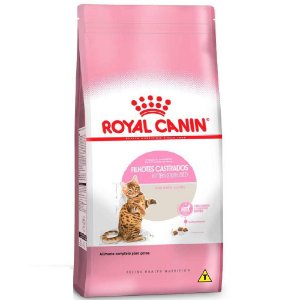Ração Royal Canin Gatos Filhotes Castrados Kitten Sterilised 1,5Kg
