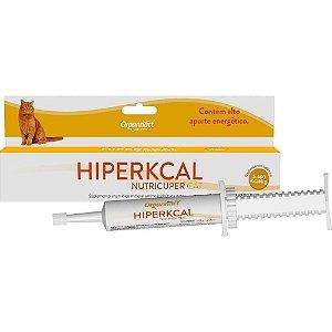 Suplemento Vitamínico Hiperkcal Nutricuper Cat Pasta 30g - Organnact