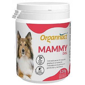 Suplemento Vitamínico Mammy Dog 120g - Organnact