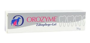 Creme Dental Enzimática Orozyme 70g - Inovet