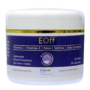 Suplemento Vitamínico Eoff 30 Cápsulas - Inovet
