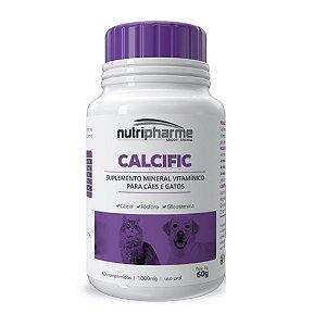 Suplemento Vitamínico Calcific 60 Comprimidos - Nutripharme