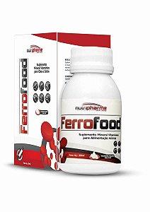 Suplemento Vitamínico Ferrofood 50ml  - Nutripharme