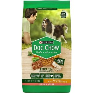 Ração Dog Chow Premium Especial Cães Adultos Raças Pequenas Carne & Arroz 15kg