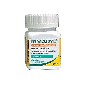 Anti-inflamatório Rimadyl 100mg 14 Comprimidos - Zoetis