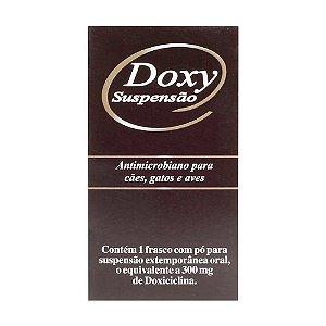 Antimicrobiano Doxy Suspensão 60ml - Cepav