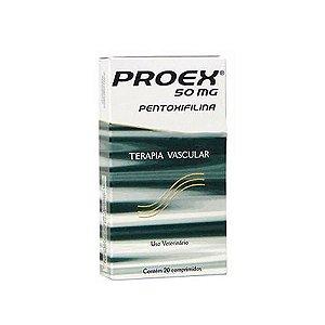 Terapia Vascular Proex 50mg 20 Comprimidos - Cepav