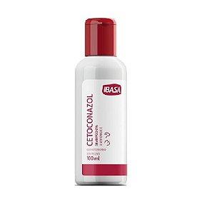Shampoo Antifúngico Cetoconazol 2% 100ml - Ibasa